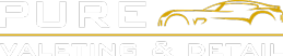 Pure Valeting and Detail Logo